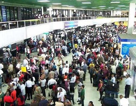 Nigeria's airports record 15.2 million passengers in 2016 —NBS - NIGERIAN TRIBUNE (press release) (blog)