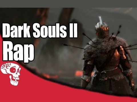"Dark Souls II Rap by JT Machinima - ""Prepare to Die"" - YouTube"