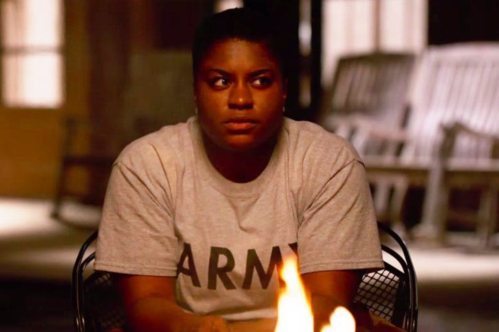 Pin for Later: All the Ridiculous Things That Make Pitch Perfect 2 Irresistible Ester Dean as Cynthia-Rose