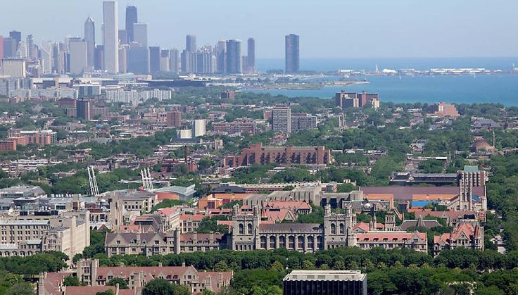 University of Chicago (aerial)