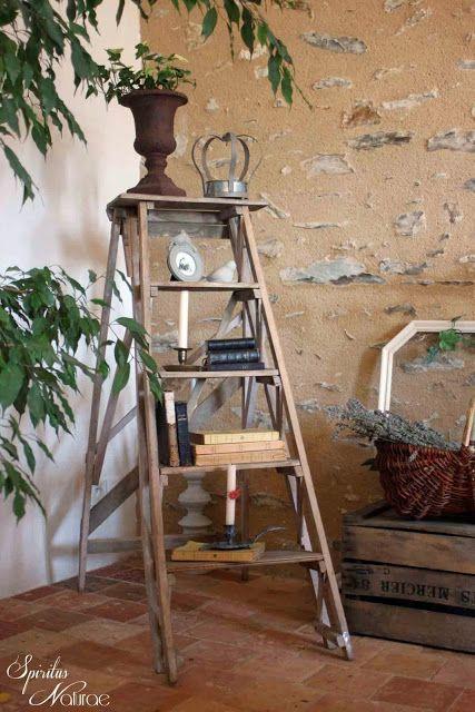 Spiritus Naturae #Ladders #Decor