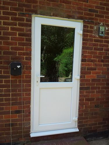 305 best upvc windows doors images on pinterest for Upvc back doors fitted