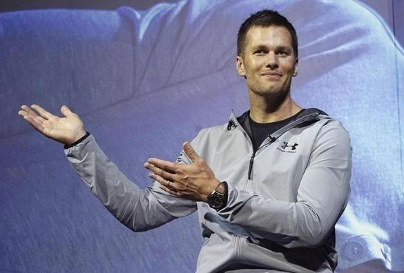 Tom Brady tops all NFL merchandise sales - The Boston Globe