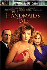 The Handmaid's Tale | Natasha Richardson | Aidan Quinn | Faye Dunaway | Robert Duvall | Elizabeth McGovern