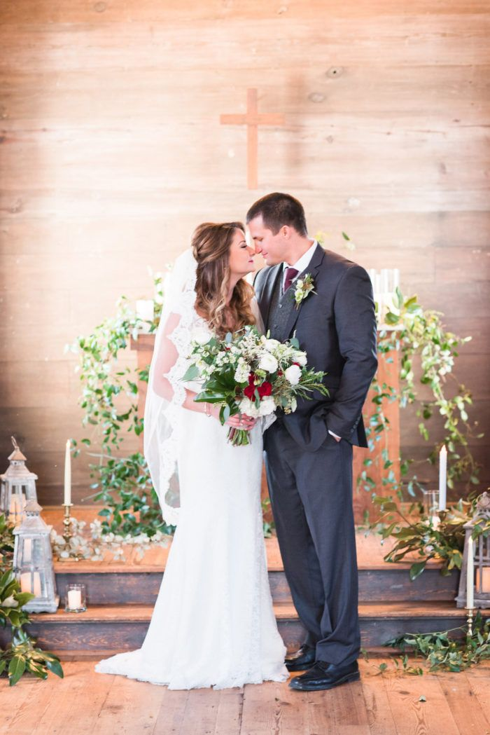 A Wedding With No Flowers Tanglewood Church And Winmock At North Carolina WeddingsGreensboro