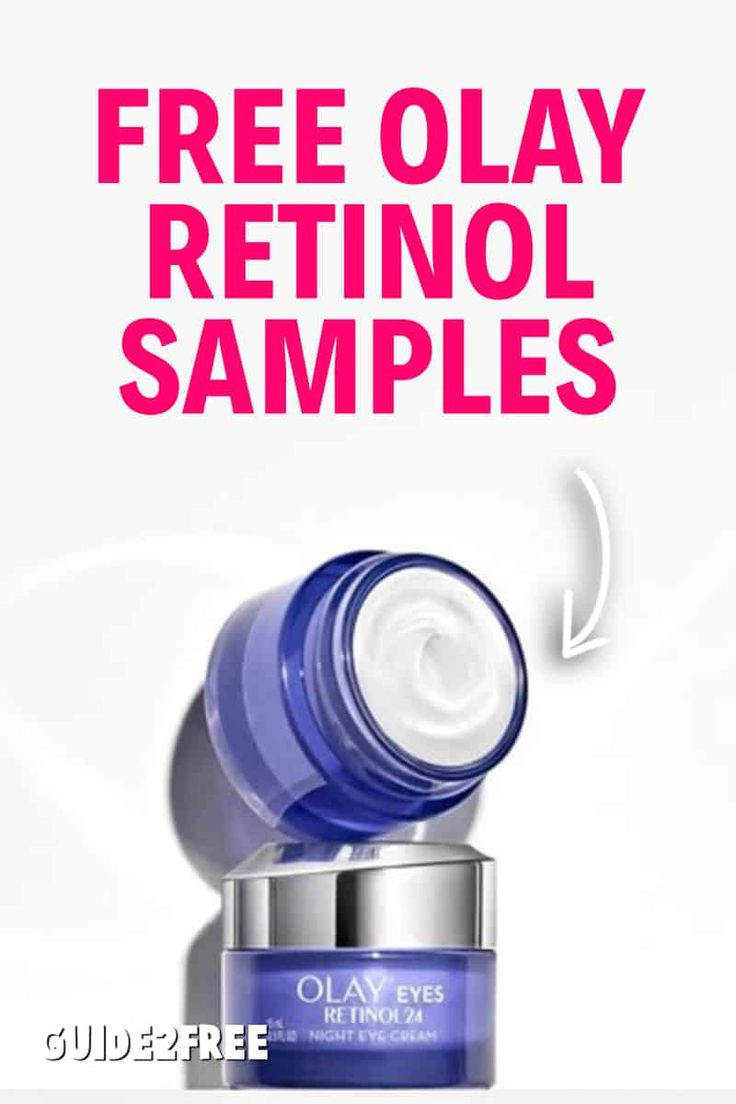 FREE Olay Regenerist Retinol Samples in 2020 (With images)