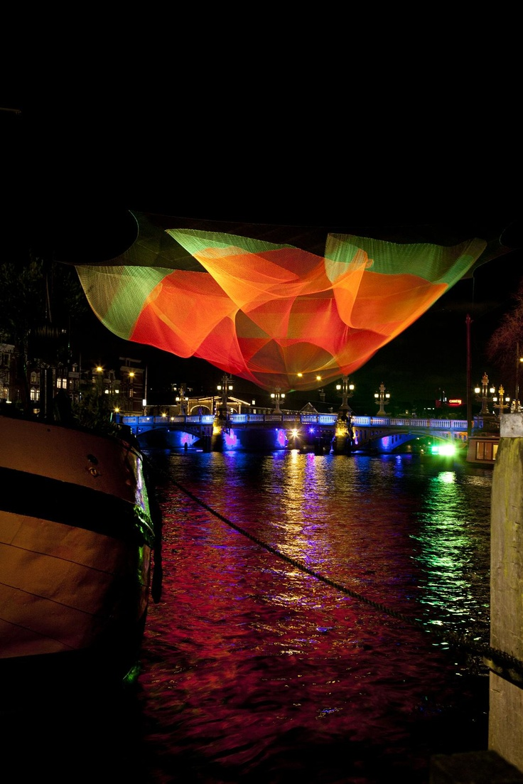 Amsterdam Light festival 2012 - Can't wait to see this Soon!!