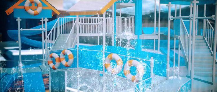 Nocatee Spray Park Slides