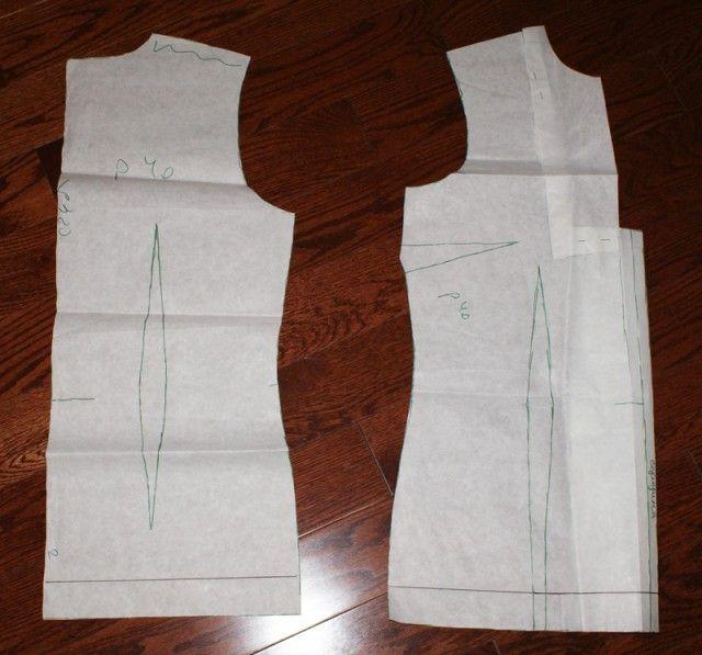 Всем здравствуйте! Как и обещала,выставляю схему расчета выкройки на куртку-жакет-пальто при разной усадке шерсти по длине и ширине.Во как закавыристо…