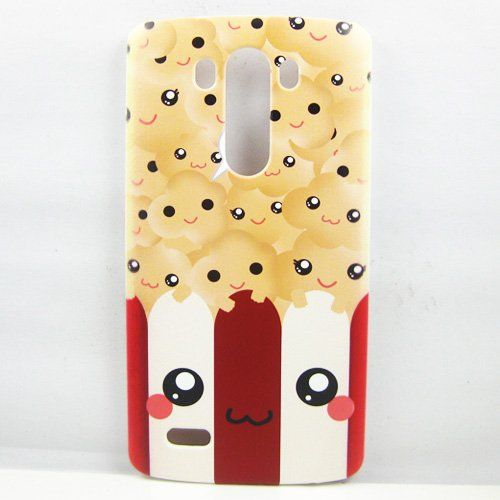 LG G3 Case, Cute Cartoon Baby Face Pattern Hard Patterned Case Cover Skin For LG Optimus G3 For LG