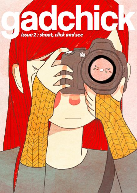 Life: 22 Really Great Online Magazines  (via Gadchick Magazine)Drawing Art, Red Hair, Nanlawson, Illustration, Art Prints, Redheads, Redhair, In Lawson, Cameras