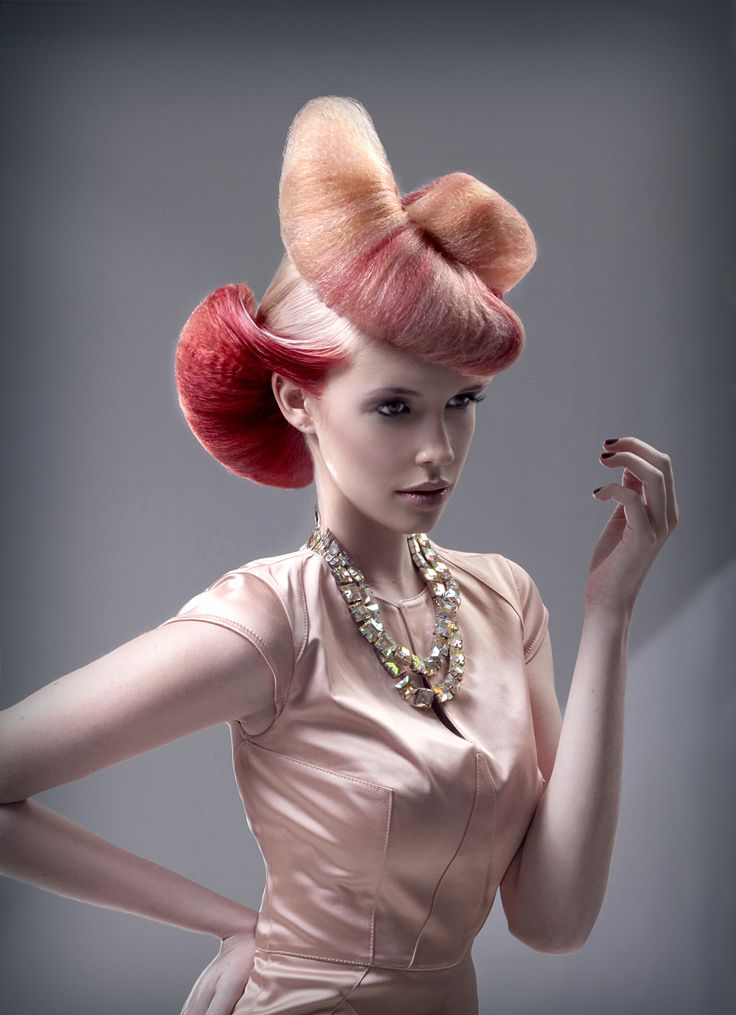 Wella Trend Vision 2013 Fusion by Vicky Tadros