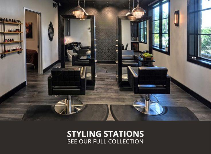 Minerva Beauty Salon Equipment Salons Decor In 2019
