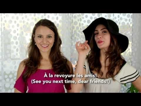 """▶ French Lesson: """"On"""" or """"Nous"""" - YouTube - funny video"""