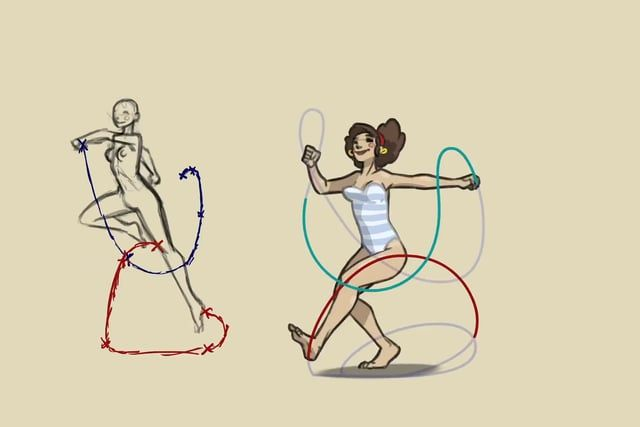Skip Animation Tutorial In-depth explanation of the skipping motion in animation. Music by Klaus Weiland