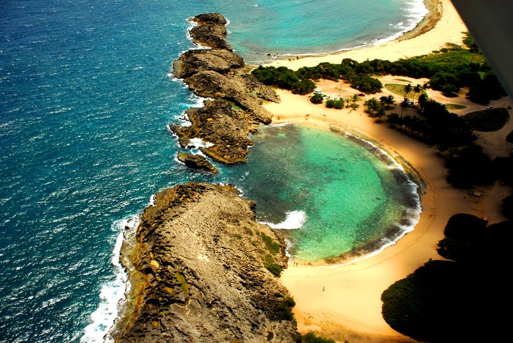 Mar Chiquita, Manati, Puerto Rico. MOst beautiful hidden little beach I have ever been to.