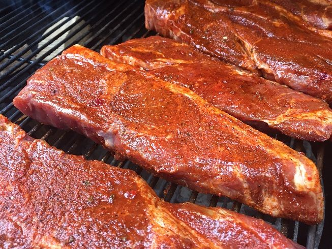 How To Smoke Country Style Ribs Glazed Sauced And Explained Country Style Ribs Smoked Country Style Ribs Beef Country Style Ribs