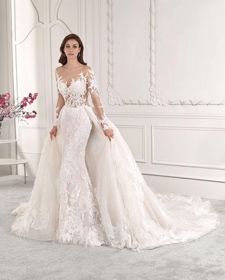 Demetrios – Gown de mariée type 885