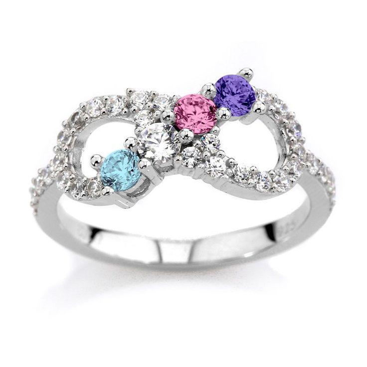 Mother's Infinity Ring