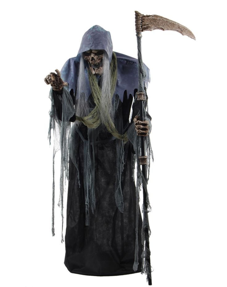 sickening reaper exclusively at spirit halloween make your guests believe that death is after them - Spirit Halloween Decorations