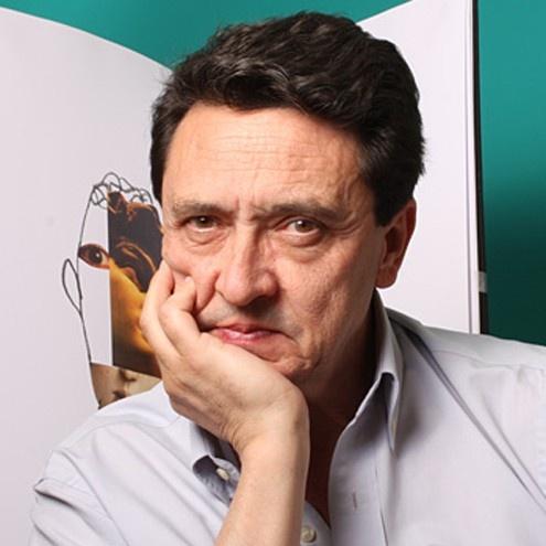 Manuel Estrada y el diseño gráfico: Un juego de malabares