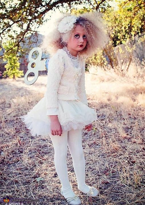 Xia's Marionette Doll / Wind Up - 2013 Halloween Costume Contest via @costumeworks