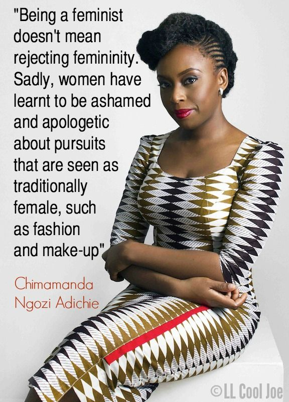 Chimamanda Ngozi Adichie on being named the face of Boots make-up brand No7