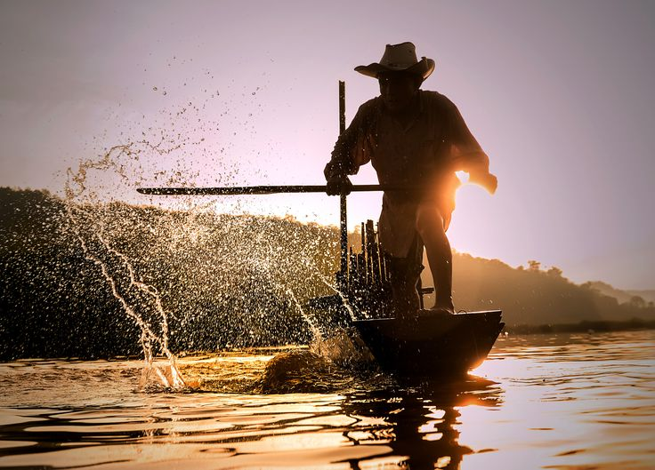 paddle by Visoot Uthairam on 500px