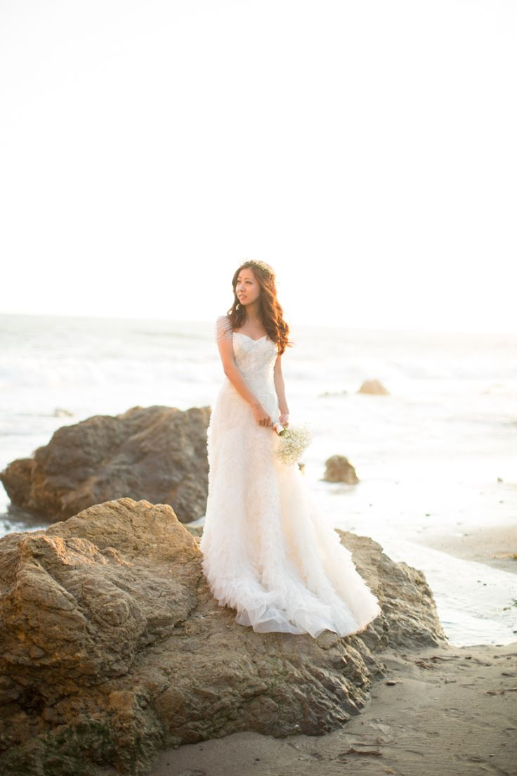 beach wedding south west uk%0A    Beautiful Beach Wedding Dresses that Will Make You Want to Put Your Toes  in the Sand