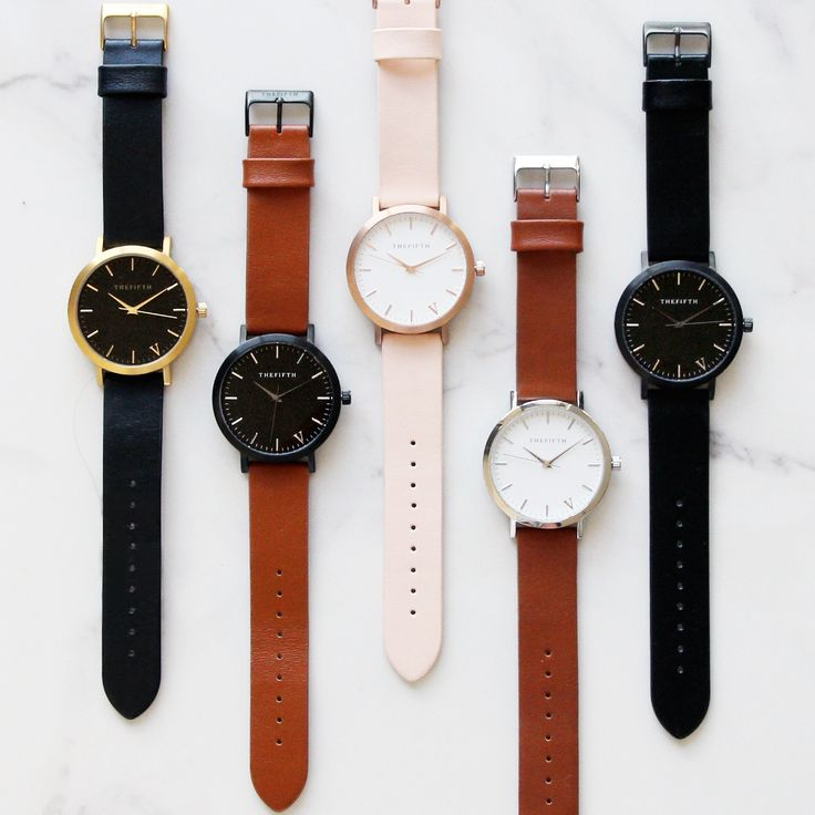 I'm loving the minimal design of @The Fifth Watches // Sign up to be the first…