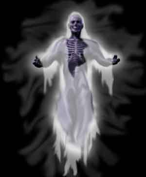 Infrasound....low frequency soundwaves that can cause feelings of fear, anxiety, apparitions and hallucinations.....there are your ghosts!!