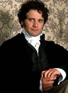 Mr Darcy!
