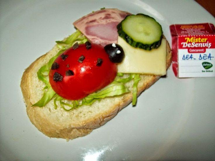 Dea's Cakes: Sandvisuri / Sandwiches
