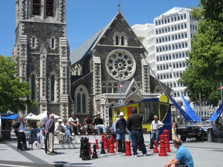 Travel To Christchurch New Zealand