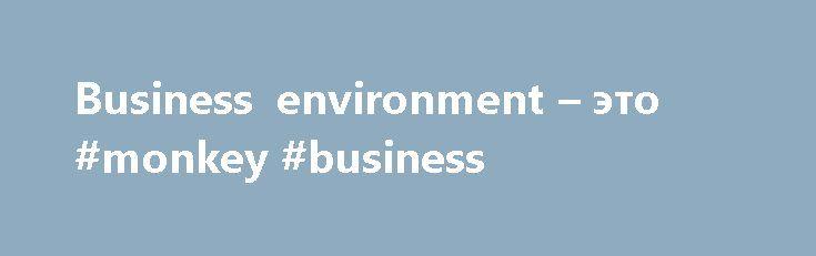 Business environment – это #monkey #business http://business.remmont.com/business-environment-%d1%8d%d1%82%d0%be-monkey-business/  #business environment # business environment это: эк. . упр. условия [внешняя среда\] бизнеса, бизнес-среда, деловая среда (любые внешние по отношению к фирме факторы, прямо или косвенно влияющие на ее деятельность, напр. предложение сырья, спрос на продукцию, налоговое законодательство и т. п.; термин используется часто как синоним macroenvironment, хотя…