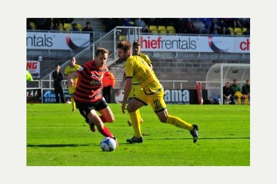 Torquay United v Wrexham picture gallery by Joe Widdecombe