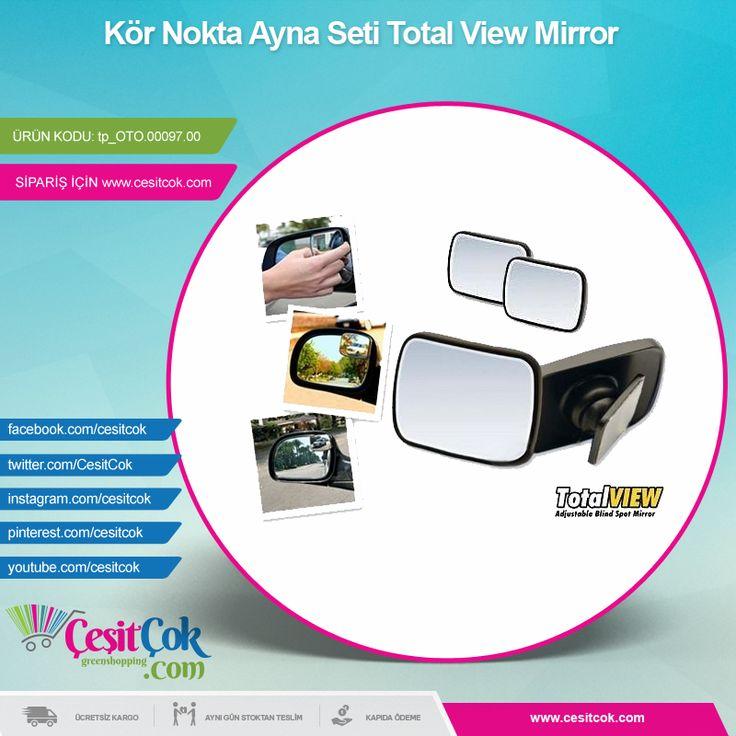 Kör Nokta #Ayna Seti Total View Mirror >> http://goo.gl/n4cbYn
