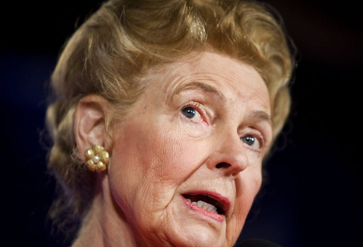 Phyllis Schlafly: Christians Are Better Regardless of Facts