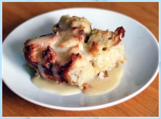 Bread Pudding with Coconut Milk and White Chocolate – Chocolate Bread Pudding #best chocolate bread pudding #bobby flay …