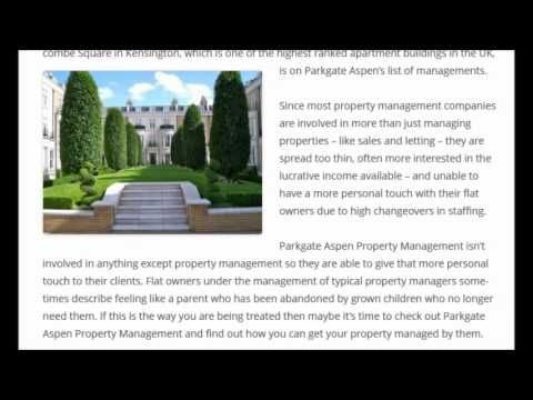 http://www.parkgateaspenpropertymanagement.net  -  More info from Parkgate Aspen Property Management see https://www.facebook.com/ParkgateAspenPropertyManagement
