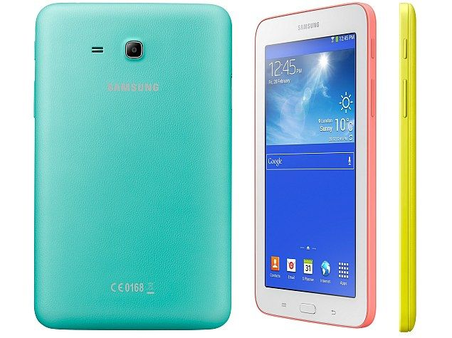 """Το μουσικό κέντρο ''Διαδρομές'' και το Exodos24 κάνουν δώρο σε ένα τυχερό ένα SAMSUNG Galaxy Tab 3 7.0 Lite Pink 7""""/Dual Core"""