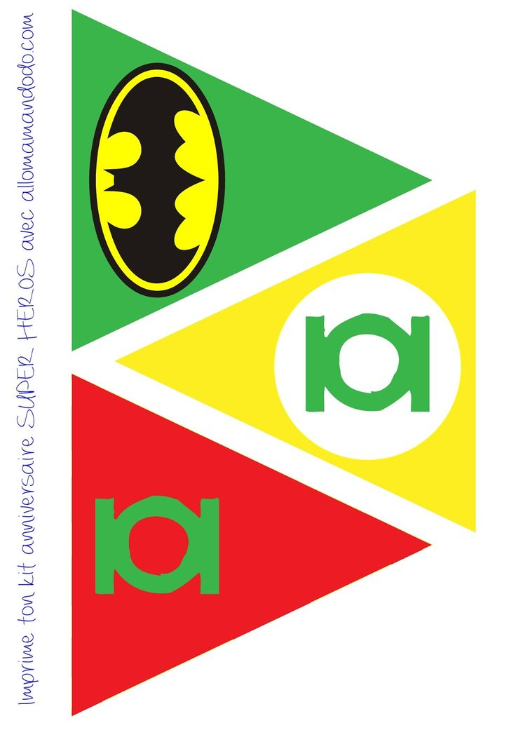 superheroes-party-free-printable-banners2.jpg (1131×1600)