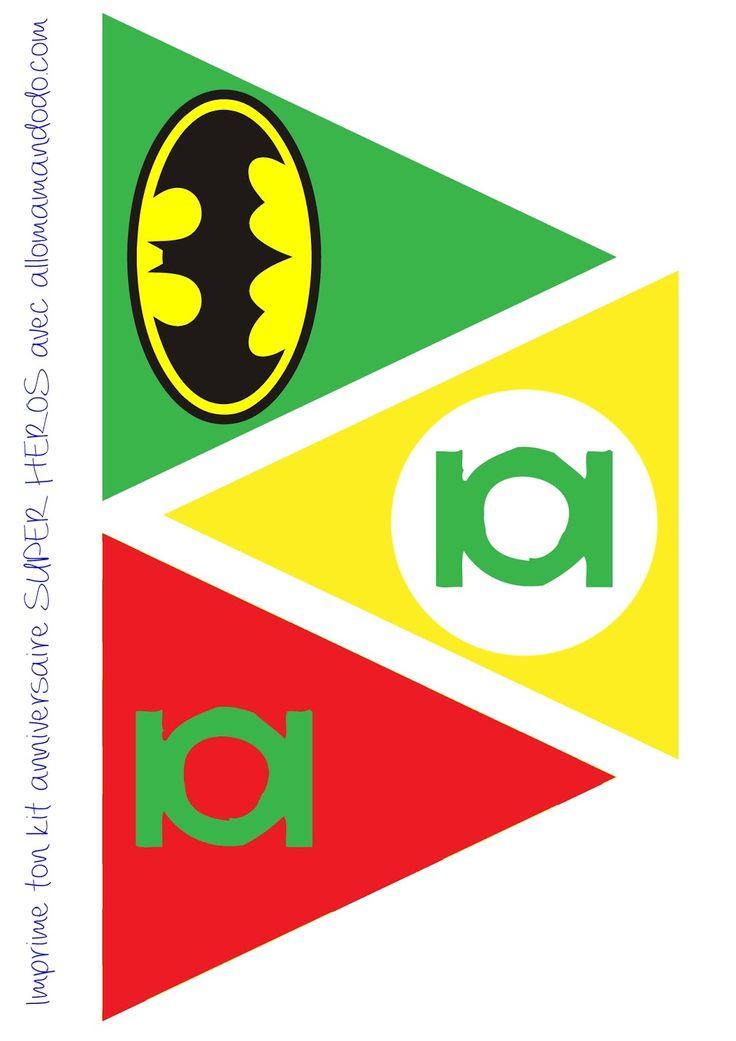 superheroes-party-free-printable-banners2.jpg (1131×1600)