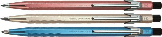Caran d'Ache Fixpencil | Leadholder - The Drafting Pencil Museum