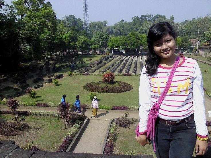 Indonesia ku kaya akan budaya dan candi-candinya :)  24 Juli 2011 #Traveling #Holiday #temple #Surowono #Malang #indonesia