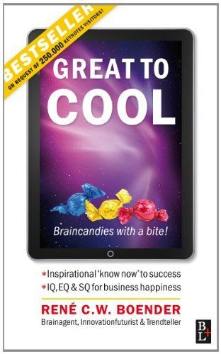 Great to Cool by René C.W. Boender. $9.99. Publisher: Bertram + de Leeuw Publishers (May 1, 2011). 288 pages