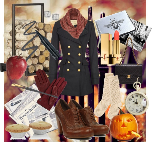 """""""One Fall Day, Long Ago"""" by kiersttt on Polyvore"""
