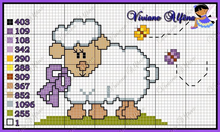 Viviane Alfêna: Quinta ovelhinha
