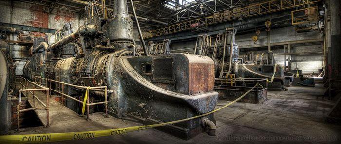 Bethlehem Steel: A Pilgrimage | Abandoned America by Matthew Christopher