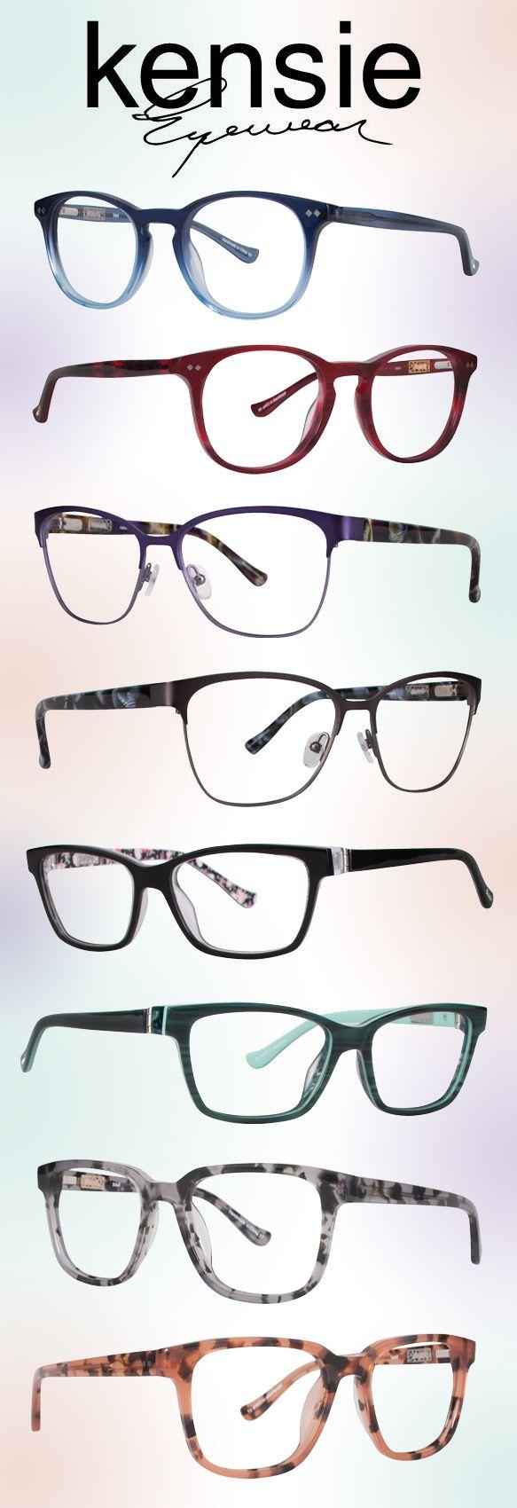 73 best kensie/kensie girl eyewear images on Pinterest | Eye glasses ...